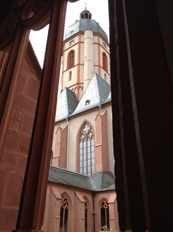 Architecture Religion Low Angle View Place Of Worship Building Exterior Window Spirituality Built Structure No People Day Outdoors Sky Church Church Architecture Church Tower Churches Church Window Churchyard Church Buildings Churchtower Church Yard Church Steeple Church Spire