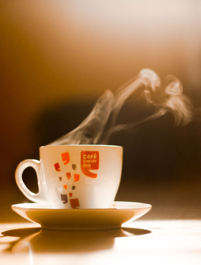 Beverage Cafe Coffee Day Check This Out Chennai Coffee Coffeelover Coffeetime Cup And Saucer Cup Of Coffee EyeEm Best Shots Foodporn Good Night Gud Nite Eyeem Hot India Smoke Sunlight The Week On EyeEem