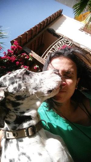 #photography #love #beautiful #moments #life #dog #doglover #Nature  #sunnyday Young Women Women Beautiful Woman Headshot Friend