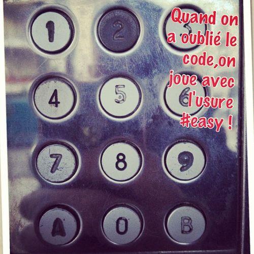 Code oublié Indice usure... Je suis un Gamer Cheatcode ! En 3 Essais ! Yeah!