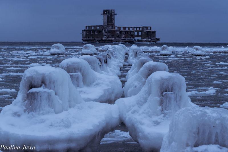 Trojmiasto Poland Gdynia Sea Wintertime Winter EyeEmNewHere
