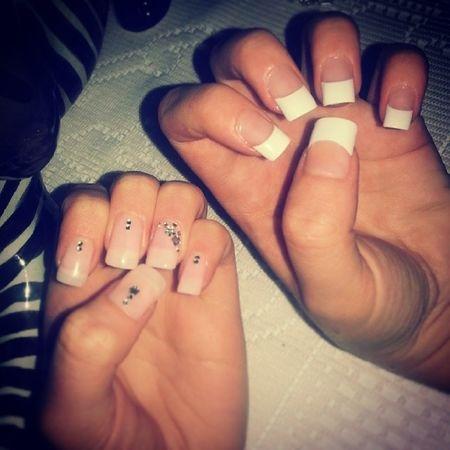 Nailsdid Nails Sparkle Sisters bffs