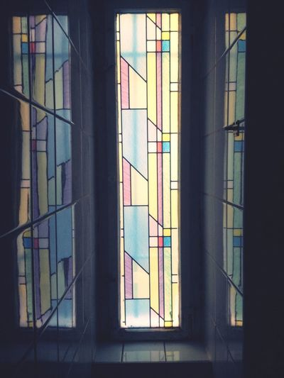 ein Fenster Geometric