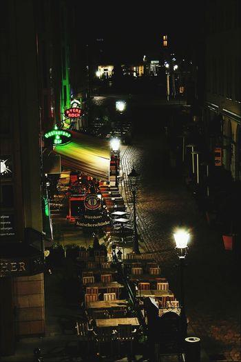 Dresden by Night Elbufer Bei Dresden Nightshot Saxony Popular Photos