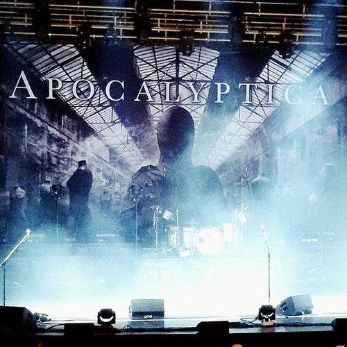 😍 Weekend Sunday Funday Apocalyptica Kuopio Musiikkikeskus