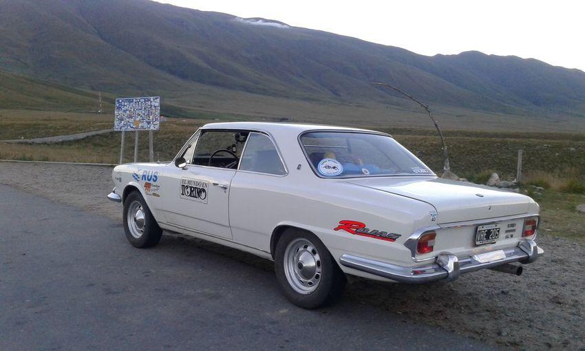 El Infiernillo Torino Car Day Mountain Mountain Range Nature No People Outdoors Sky Transportation