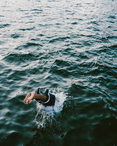 Sea Ocean Swimming Ocean Photography Seascape Sea Life Beach Mexico Dive Diver Trip Holiday Lifestyle Water Outdoors Nature Real People