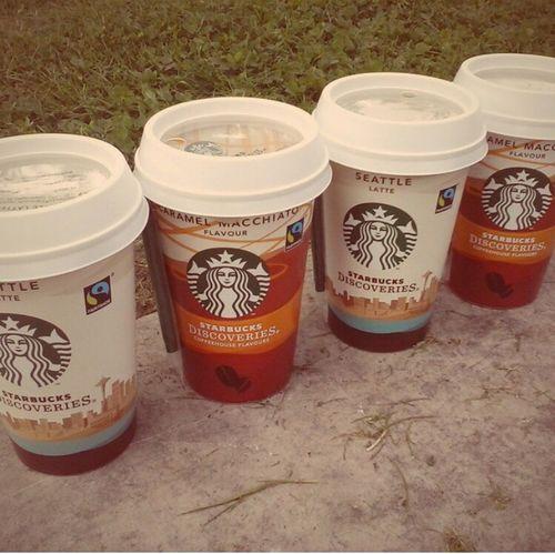 Starbucks coffee. Drink Coffee Time