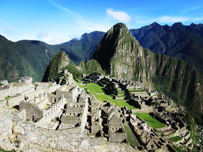 Machu Picchu ,