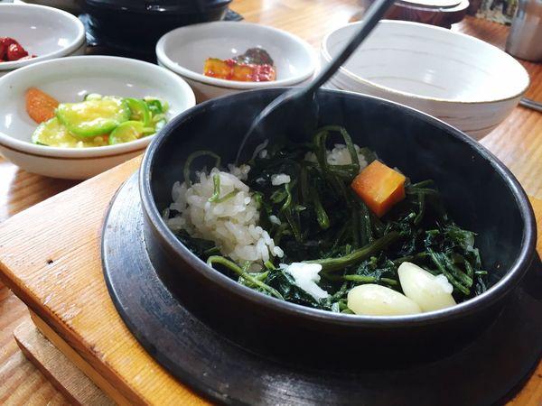 Koreanfood Korean Food Rice Food Lunch Traveling Retaurant