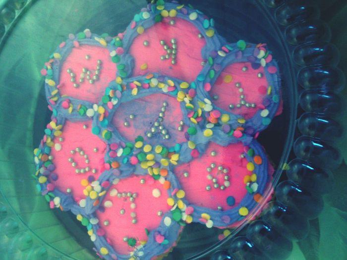 Cupcakes Times Cupcake Flower