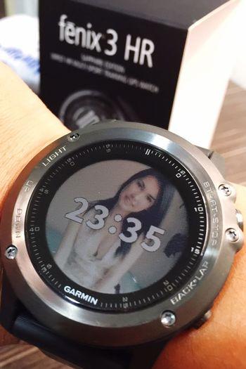 Garmin Fenix 3 HR Sapphire Edition Garminfenix3 Fenix3hrsapphire