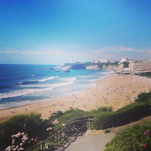 Bella Biarritz Holidays Atlantictour Ocean Baybaystime