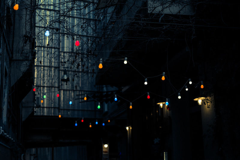 InTheMoodForLove Lights Love Rainbow Colors Romantic Architecture Breeze Building Exterior Built Structure City Color Lights Colorful Evening Illuminated In The Mood For Love Night Nightlife Nightshot No People Outdoors Summer Night Summer Nights
