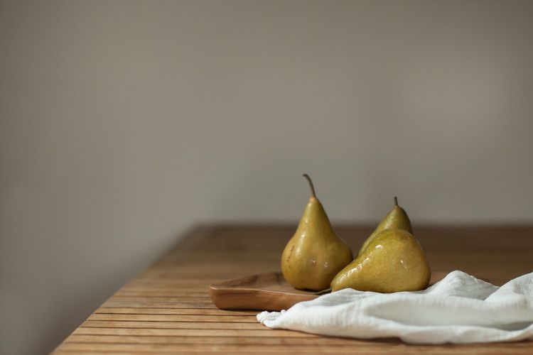 Cooking over the weekend with these organic beauties. Food Pear Organic Cooking