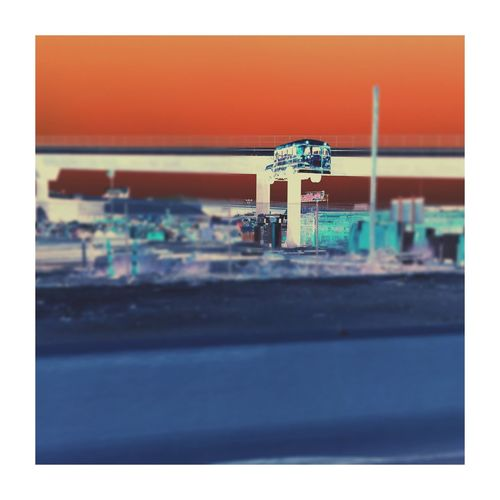 @Floating Rusted Retro Bus. Two. Spaghetti Bowl, Las Vegas, NV. US 93/US 95 + I-15/I-515 + MLK 36° 10′ 26.83″ N, 115° 9′ 20.32″ W 36.174119, -115.155644 Spaghettibowl SpaghettibowlLV Daytime Middaysun Intersection Views Junction ByPass Concretebarriers Focusedheights Inverted Image Iphone6s Photography IPhone Photography Bluesandoranges Myownphotography Fromthe Passenger Seat Focus On Foreground Eyesee Floatingrustedretrobus