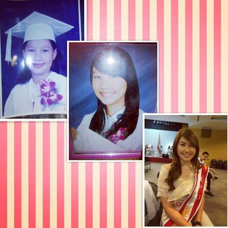 Gandang di ko inakala. HAHAHA maganda na ko nyan ;)))) Rejoice Pretty Instaganda Graduationpicture elementary highschool college