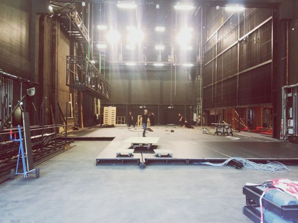 Load in Theater Musical