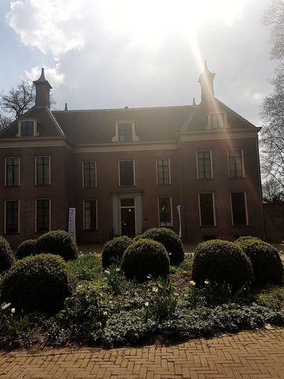 Taking Photos Dutch House Dutch History