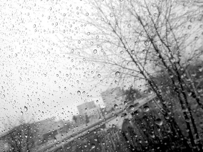 💧Der Frühling 💧 Rainy Days Raindrops Nature Clouds Feel The Moment Clouds And Sky Blackandwhite Monochrome Sky