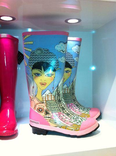 Boots at Aktiv Schuh Boots