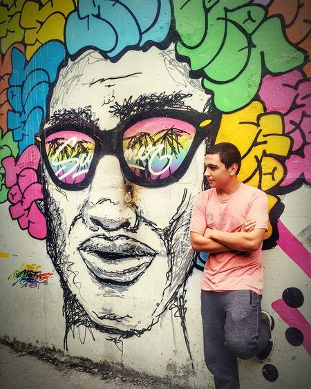 Colors Graffiti Urban