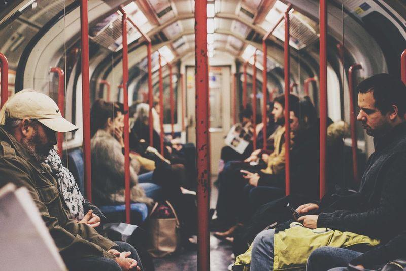 My Commute London, Underground, Tube, Miserable, Technology, TFL, Travel
