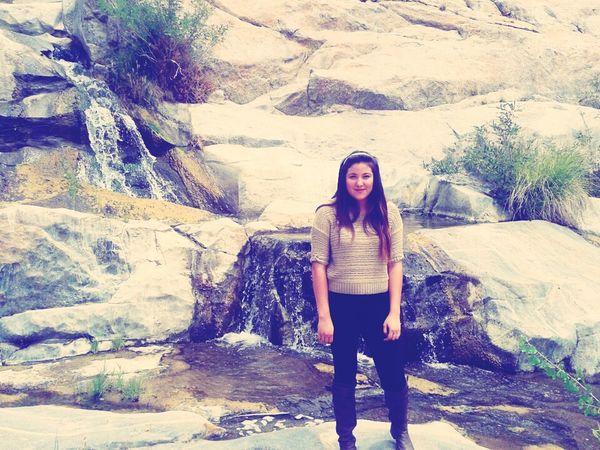 En La Sierra