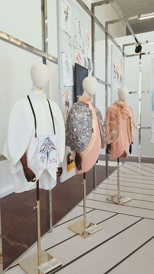 FENDI, Palazzo della Civiltà italiana Fendi Fendi A Roma Roma Rome Italianfashion Fashion Fashion Photography Pink White Moda Exhibition