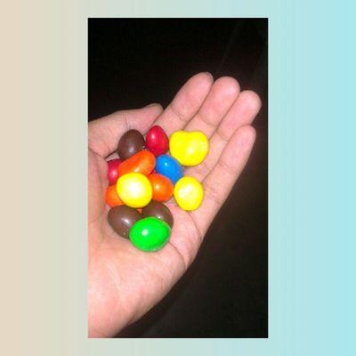 candies 💀 /m&ms