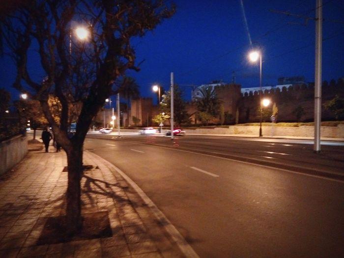 Light & Night In Morroco