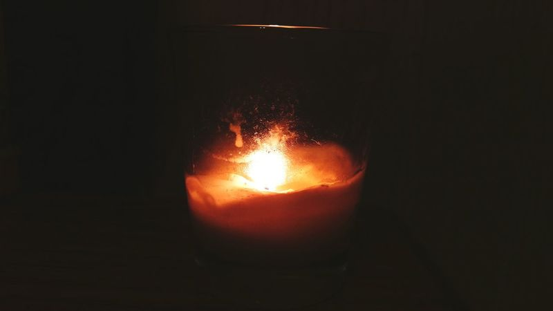 It is better to light a candle than curse the darkness. Scented Candle Candles.❤