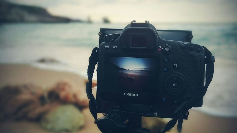 Canon Sea Palermo Sony Xperia Z3 Vascocam Photooftheday Popular Photos Seascape Sunset Beach