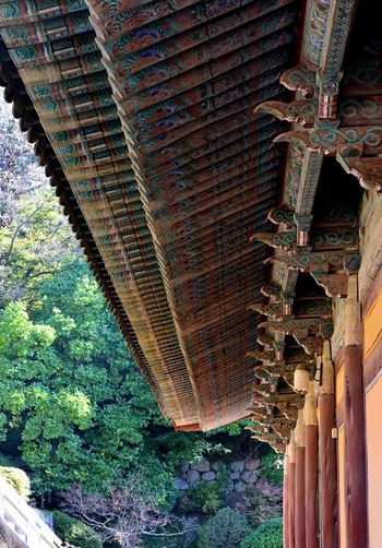 Buddhist Temple Architecture No People Day Building Pattern Building Exterior