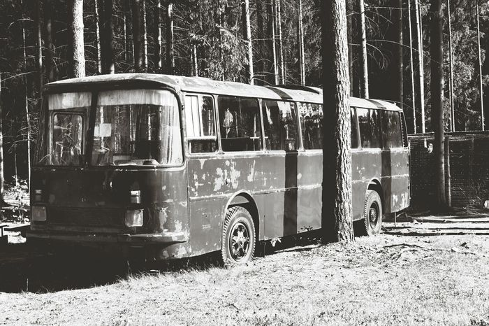 Soviet Union Legacy Vaz Bus Madeinussr