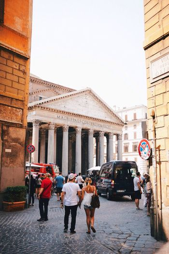 Pantheon - Fuji X100s Vscocam X100S Street Photography