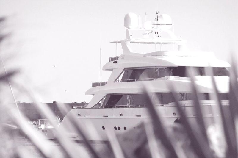 Yacht Enjoying Life Sea Fujifilm Summertime Ostia Beach Sole Sun Estate Boats