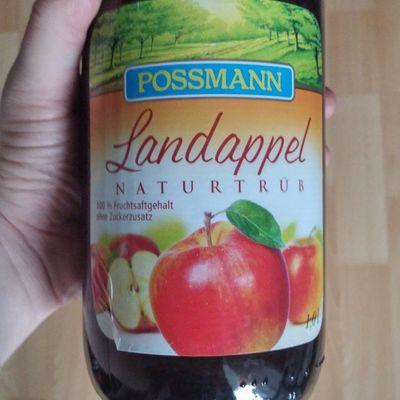Der beste Apfelsaft der Welt :-) Possman Hessen Landapfel