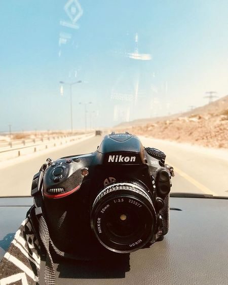 Arabian Moment Technology Sky Close-up Transportation Nature Photography Themes Day Outdoors Mode Of Transportation Beach Land Text Glass - Material Camera - Photographic Equipment Car Vehicle Interior Focus On Foreground Sunlight Land Vehicle No People