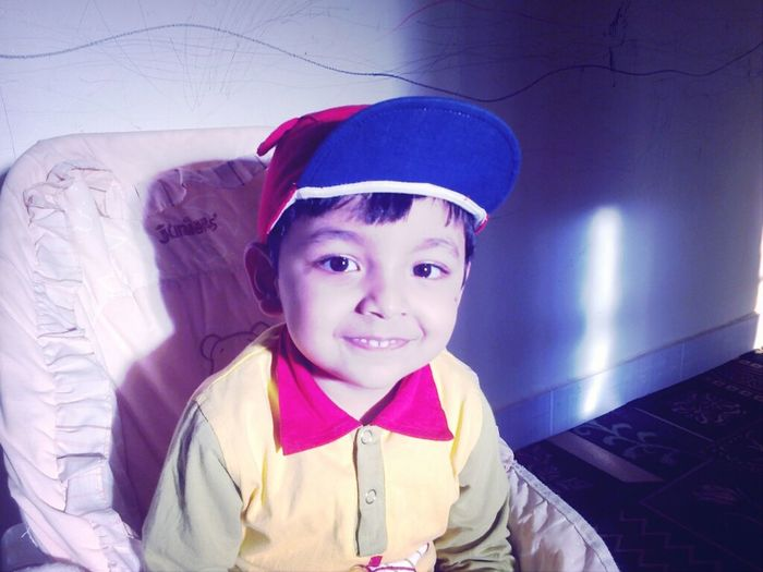 Love U My Little Bro