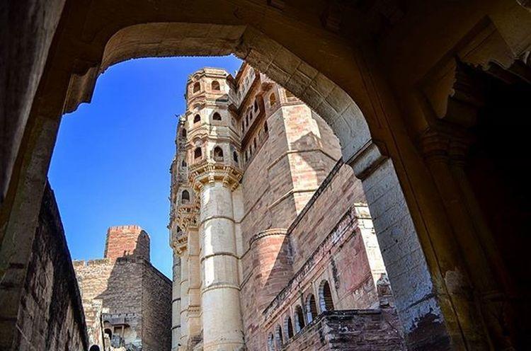 Mehrangarhfort Jodhpur Fromjodhpurwithlove 😍