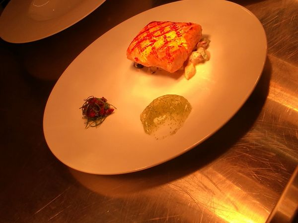Amazing delecious Salmon fillet