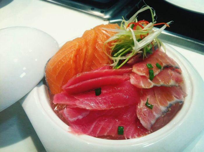 Tailandia. Food Fish Getting Fresh