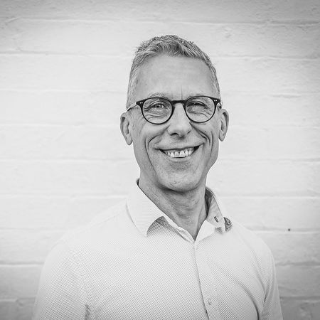 Portrait Headshot Looking At Camera Smiling Adult One Person People Real People Happiness Eyeglasses  One Man Only Adults Only Close-up Day Monochrome LinkedIn Branding Photography The Portraitist - 2017 EyeEm Awards