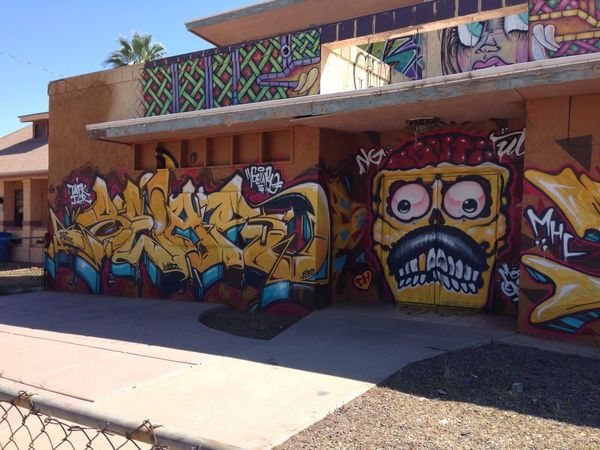 Dtphx Roosevelt Graph Grafitti Squadddd #Od1 #OgsDop3Fi3ndz