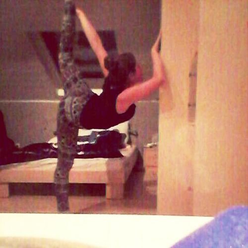 Flexible . That's Me WOW Hello World wuuuhuu.