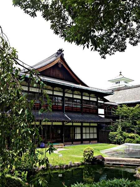 The Purist (no Edit, No Filter) Architecture Historical Building Japanese Style