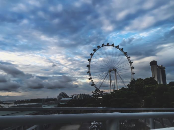 Singapore flyer Singapore Flyer Singapore Fromtaxi Inacab Check This Out