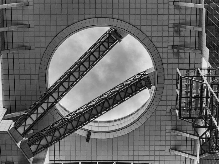 Umeda Sky Bldg., Osaka Japan Japan Photography OSAKA Osaka,Japan Architecture Building Exterior Built Structure Day No People Outdoors Sky Umeda Sky Building