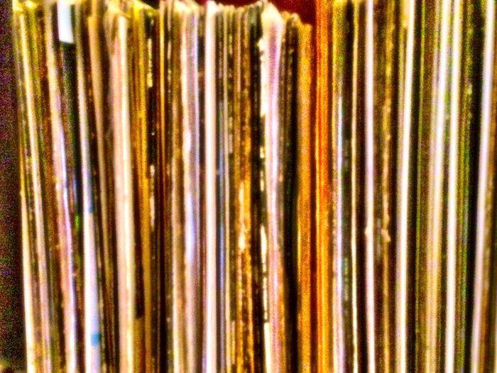 Precision my record collection